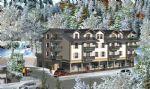 Brand new development near lifts in Saint-Gervais