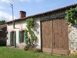 Small Farmhouse with 2 barns
