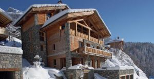 ST FOY STATIO - Very beautiful large ski-in & ski-out chalet