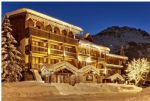 Magnificent new high specification apartment is located right in the heart of Val d'Isere