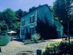 Belle Maison sur Terrain Paysagé