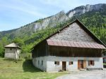 The opportunity to renovate an authentic Savoyard farmhouse is becoming rare