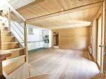 A 2 bedroom luxury duplex apartment in Les Contamines.