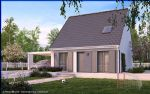 Lovely three bedroom new-build