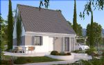 Lovely one bedroom new-build bungalow