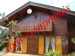 Traditional Style Chalet with garden and garage (near Chatel)
