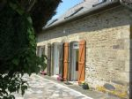 Detached stone property 1796, plot of 1080m2 for sale together with 2641m2 with barn