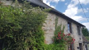 Farm House, 2 Gites, 3 hectares, 2 pools and small fishing lake near Bagnoles de L'Orne