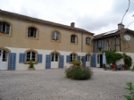 Old convent lovingly restored wih 5 bedrooms in a delighful village cl