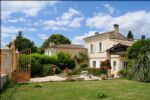 Master house with vineyard 15 mn from St Emilion