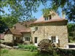 Old Mill (1849) on 1.3 hectares of land with barn and gite