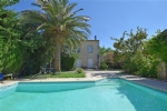 Large House with Garden and Pool in Village with Amenities