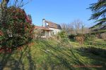 Saint Estèphe (Dordogne) - Two bedroom cottage for sale with swimming pool and woodland gardens