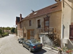 Spacious town house to finish, in a peaceful village