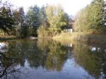 Small private fishing lake & chalet near La Ch�tre