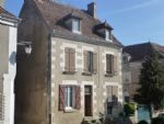 Typical Berrichonne Village House, Separate Barn & Garden in beautiful Village with a Château.