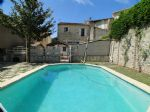 * Character property in Fontes with studio, garden and pool