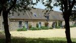 Exceptional farmhouse with gites, outbuildings and land.