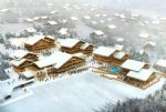 New luxury studios to 2-bed apartments with Spa La Clusaz centre