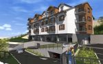 New-build apartments 150 yards from lifts Saint Gervais