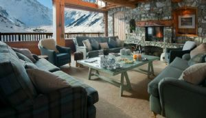 VALDISERE - Wonderful 10 bedroom chalet with breathtaking views.