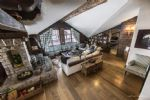 VALDISERE - Beautiful rare and exclusive penthouse apartment in the heart of Val d'Isere