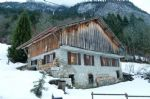 Detached Farmhouse For Sale with barn to renovate, La Baume