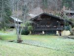 A charming 200 year old, 3 bedroom chalet with a habitable 1 bedroom Mazot.