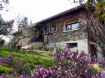 A 3 bedroomed detached property with a mature garden, very close to Geneva and the Northern Alps.