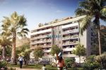 2-room apartments in a new residence (Menton)