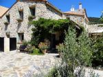 Superb Renovated Village House With Garden, Sournia