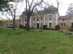 Pressac - 5 bedroom chateau, lake, mature gardens, pool and gite complex