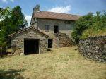 Maison en pierre - La Rouquette
