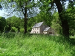Large Farmhouse in a Tranquil Setting of over 9 Acres of Land With Woodland Streams and Lakes