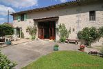 Nabinaud (Charente) - Converted 18th century stone barn  with 4 bedrooms and easily managed garden