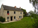For sale in Creuse, house, Gìte, barns and land.