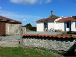 Vendee Cottage, swimming pool, outbuildings.