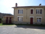 Village house with attached garden of approx 700m², outbuilding and old stone built piggeries