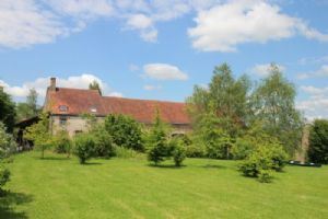 Property with character and enormous potential. Beautiful land and superb view