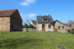 Charming property with a detached cottage to finish, a barn, a garden.