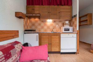 Studio apartment - Champagny en Vanoise - La Plagne Paradiski
