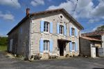 3 Bedroom Country House Close to Verteuil With Attached Barn On 3130m²