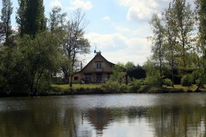 Carp Fishing Lake Business with 4/5 Bedroom House