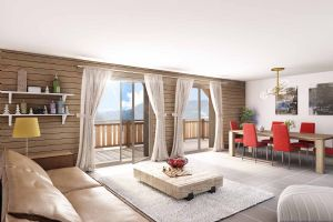 Morzine Off Plan Apartment for sale