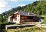 Detached Savoyard farmhouse with barn For Sale, Le Biot