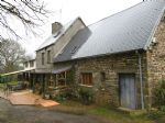 Normandy – Detached Stone Farmhouse with Paddocks & Stables