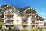 Appartements T3 avec coin-nuit au c ur de Saint-Gervais : B001 (239 000 ), au rez-de-chaussée