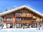 A new development, already finished comprising 2 blocks of only 8 apartments in each