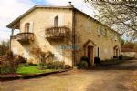 Imposing Charentaise Manor House with two Luxury Villas on a large estate of 4.8 hectares