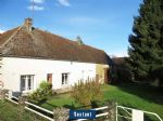 Typical Normandy house with outbuildings on a 0.5 acre land (La Chapelle Montligeon)